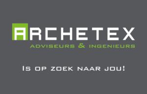 Vacature Archetex_Bouwkundig Ingenieur