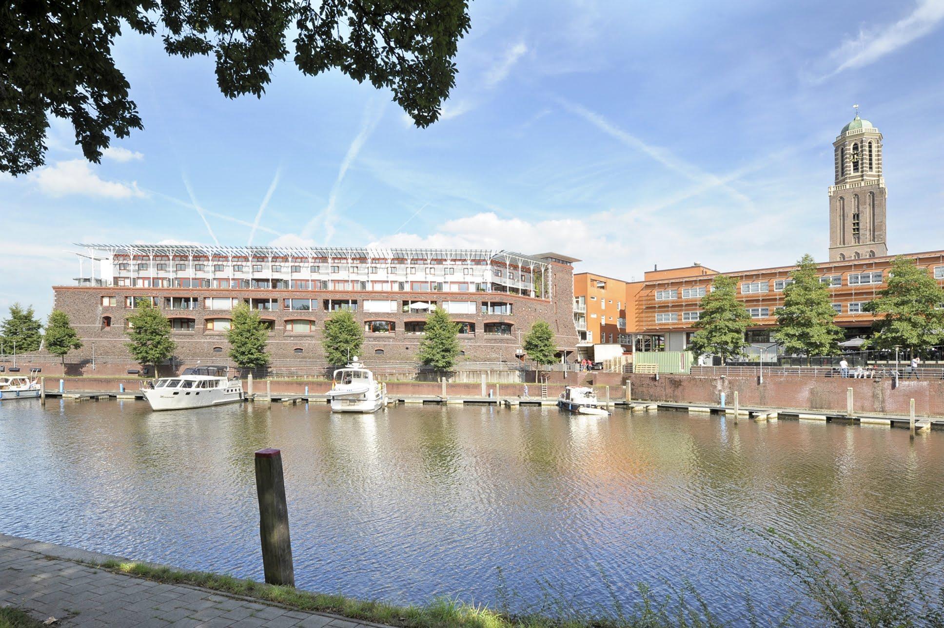 Groot onderhoud Maagjesbolwerk Zwolle - Archetex, Adviseurs en Ingenieurs